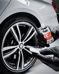 Wheel Ceramic protection