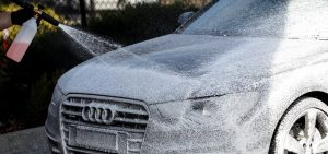 Car Wash and Snow Foam
