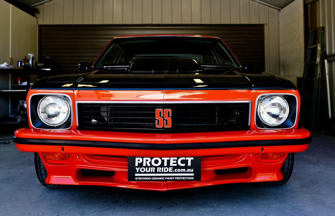 Holden Torana SS Coupe - Protect Your Ride